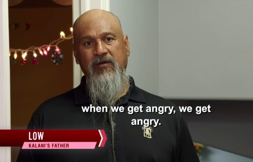 Low Faagata - when we get angry, we get angry