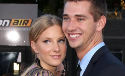 Heather Morris Gives Birth to Baby Boy!