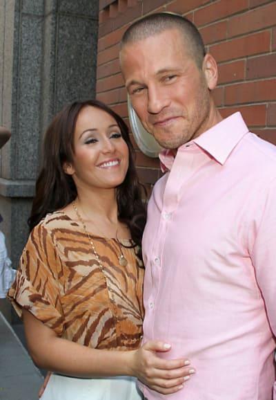 Ashley Hebert and JP Rosenbaum Photo