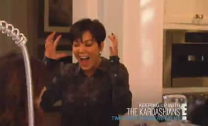 Keeping up with the Kardashians Preview: Something to Scream About