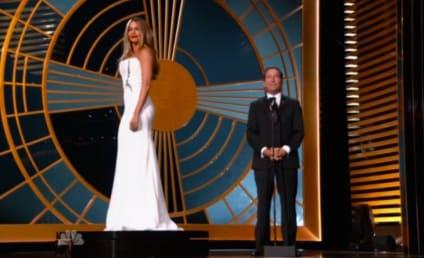 """Sofia Vergara Responds to Emmy Segment Backlash, Slams Complaints of Sexism as """"Ridiculous"""""""