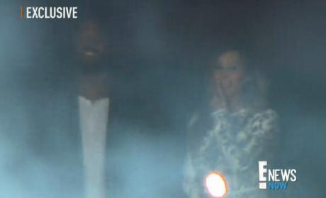 Kim Kardashian and Kanye West Engagement Video