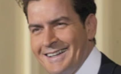 Latest Charlie Sheen Rant: Defeat Not an Option!