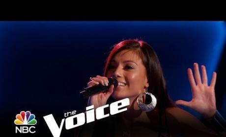 Melissa Jimenez - If I Ain't Got You (The Voice Audition)