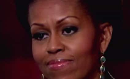 Michelle Obama and Carla Bruni: Down with Fur!
