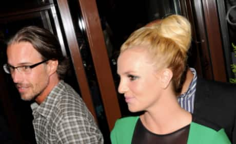 Britney Spears and Jason