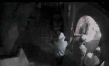 Lindsay Lohan Getting Robbed