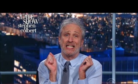 Jon Stewart to the Media: STOP WHINING!
