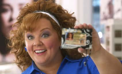 """Melissa McCarthy Slammed as """"Tractor-Sized Hippo"""" in Identity Theft Review"""