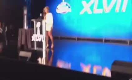 Beyonce Responds to Lip Sync Controversy, SINGS National Anthem at Press Conference