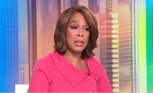 Gayle King addresses royal discourse (march 2021)