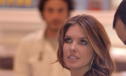 Audrina Patridge Hangs with ... David Cook!