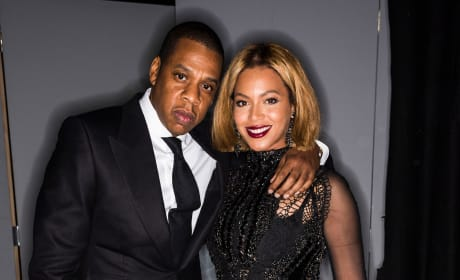The Jay and the Bey
