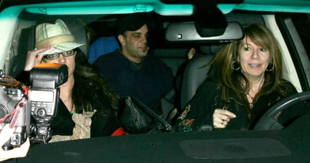 Britney Spears and her mom Lynne out and about