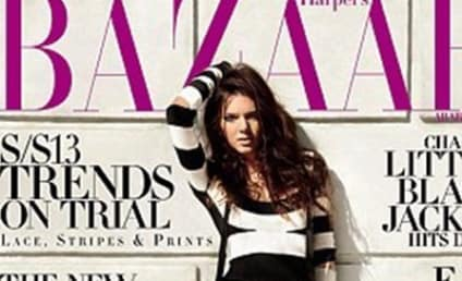 Kendall Jenner Poses for Harper's Bazaar Arabia, Is Unable to Gain Weight