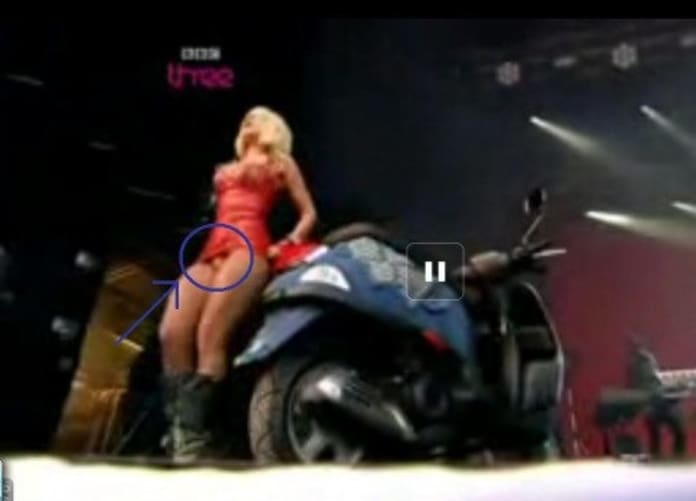 Lady gaga upskirt 2010 with you