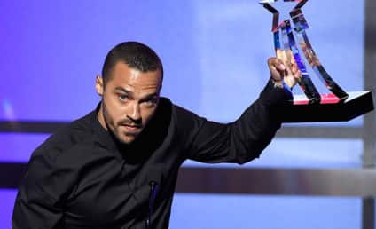 Jesse Williams Inspires Us All with BET Awards Speech