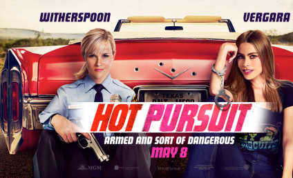 Hot Pursuit Movie Review: They're Frigid!