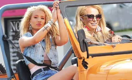 Iggy Azalea vs. Britney Spears: Unexpected Feud Alert!