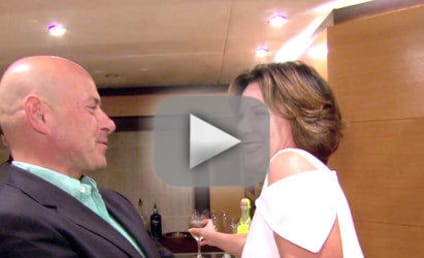 The Real Housewives of New York City Recap: Who's a Sex Addict?!?