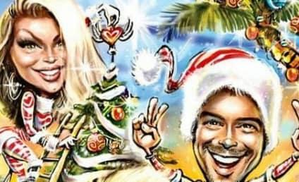 19 Famously Festive Christmas Cards