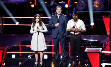 The Voice Recap: Who Advanced to the Knockouts?