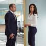 Meghan Markle in Character