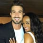 Rachel Lindsay and Bryan Abasolo on Instagram