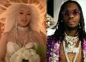 Cardi B and Offset: Married!