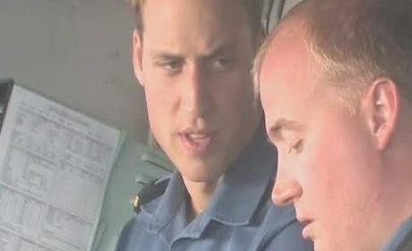Prince William to Leave Military