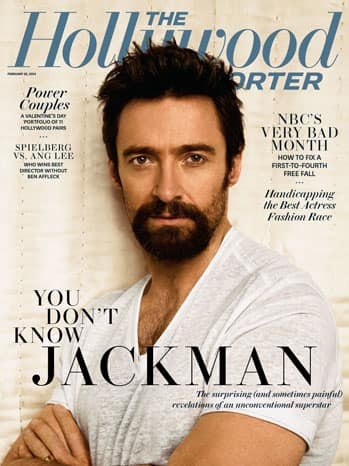 Hugh Jackman Hollywood Reporter Cover