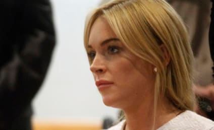 Lindsay Lohan: Partying Like a Madman!