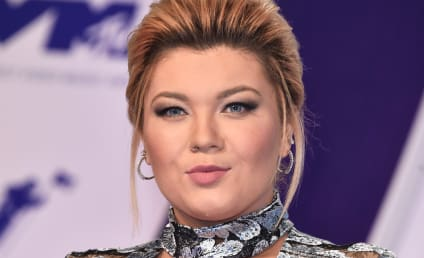 Amber Portwood: I Am NOT Pregnant With Matt Baier's Baby!
