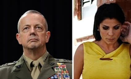John Allen Investigated Over Role in David Petraeus Scandal