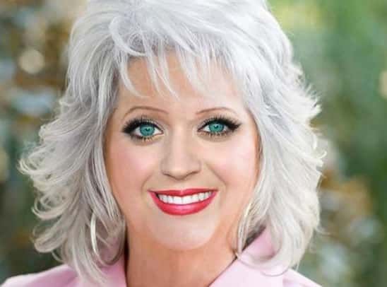 Paula Deen and Katy Perry COMBINED!