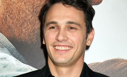 James Franco Writes Short Story About Lindsay Lohan: I Wasn't Going to F--k Her!