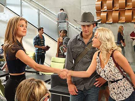 Kellie Pickler on 90210