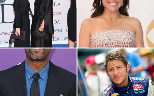 Olsens at fashion awards