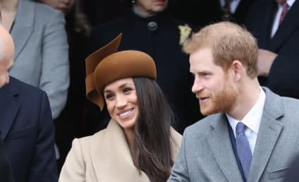 Prince Harry Sort of Throws Shade at Meghan Markle's Family