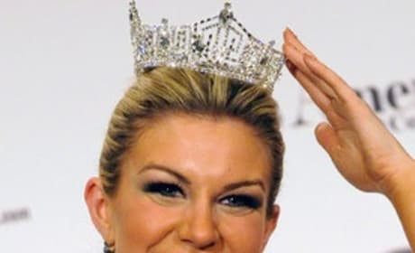 Mallory Hagan, Miss America Pic