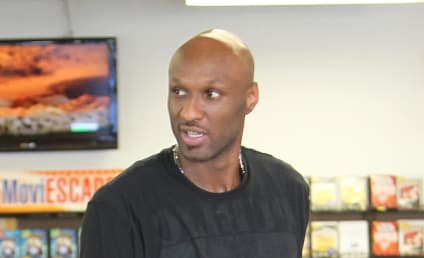 Lamar Odom Went on Week-Long Bender Before Checking Into Brothel: Report
