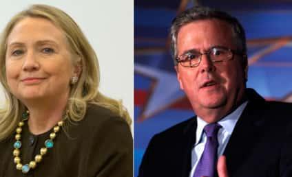 2016 Election: Hillary Clinton vs. Jeb Bush?