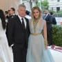 David Foster and Katharine McPhee at the MET