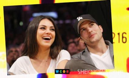 Mila Kunis: Pregnant! Ashton Kutcher to Be a Dad!