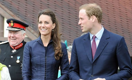 Kate Middleton, Prince William Photo