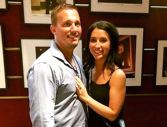 Bristol palin with dakota meyer