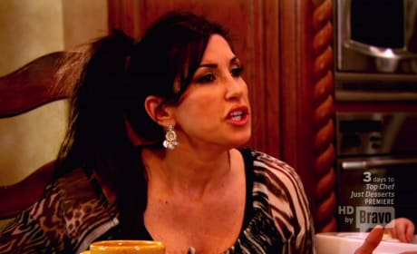 Jacqueline Laurita in Action