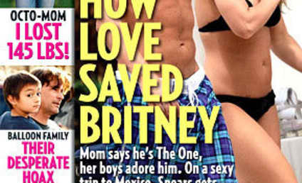 Love with Jason Trawick Saved Britney Spears