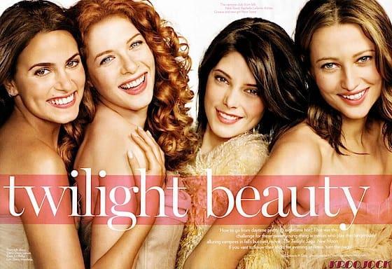 Nikki Reed, Rachelle LeFevre, Ashley Greene and Noot Seear