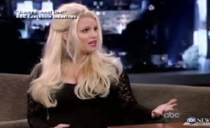 Jessica Simpson Expecting a Boy: Wiener Confirmed on Unborn Child!